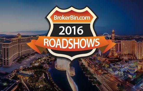 RazorERP Events - 2016 Brokerbin Roadshow in Vegas
