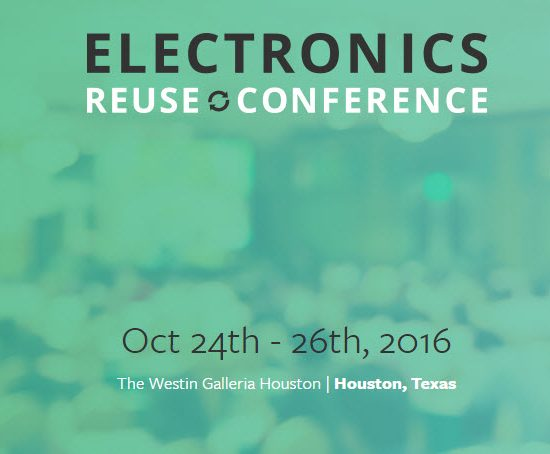 RazorERP Events - 2016 Electronic Reuse Conference
