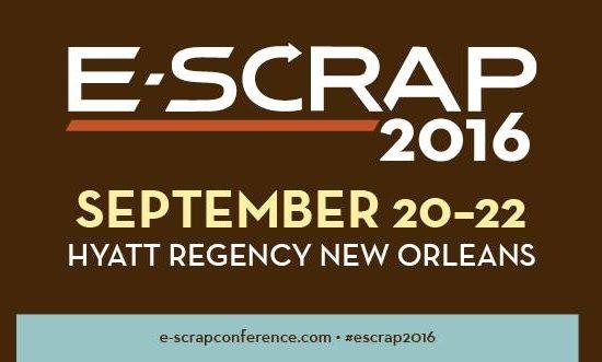 RazorERP Events - 2016 E-Scrap Conference