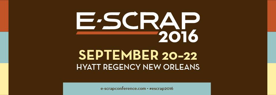 RazorERP Events - 2016 E-Scrap Conference